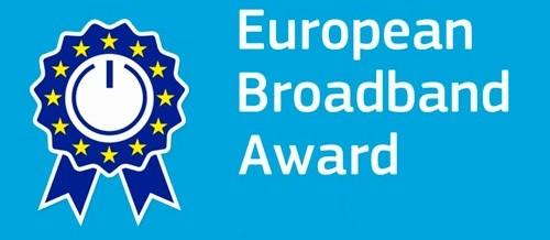 Broadband Awards europei 2017