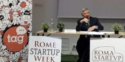 Rome Startup Week dall'8 al 14 maggio a Roma