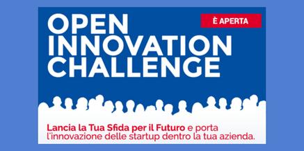 Open Innovation Challenge – settori Iot e Agrifood