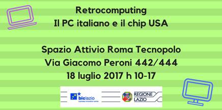 Retrocomputing: li riconoscete? Il PC italiano e il chip USA