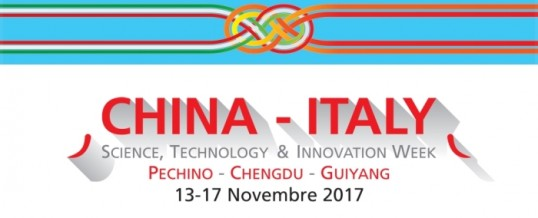 China-Italy Science Technology & Innovation Week