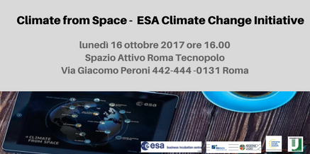 Climate from Space – ESA Climate Change Initiative