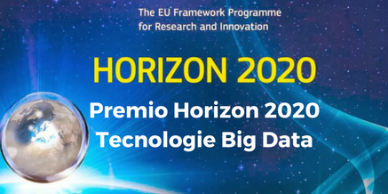 Premio Horizon 2020 – Tecnologie Big Data