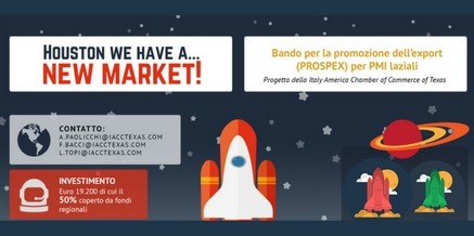 Bando PROSPEX – Houston we have a New Market