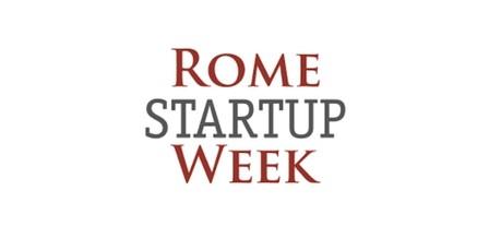 Rome startup week 2018