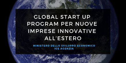 Global Start up Program – ICE Agenzia