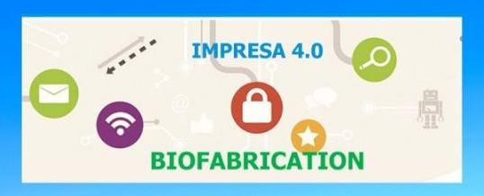 """Seminario gratuito per le imprese: Biofabrication – Tecniche di fabbricazione digitale che usano la """"materia viva"""""""