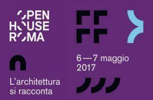 OPEN HOUSE ROMA 6-7 MAGGIO ORGANIZZATO DA OPEN CITY ROMA