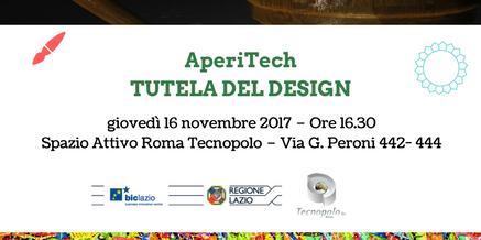 AperiTech – Tutela del Design