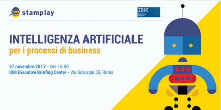 Intelligenza artificiale per i processi di business