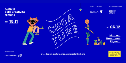 Premio Creature 2017 – Open City Roma