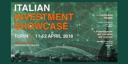 Italian Investment Showcase 2018