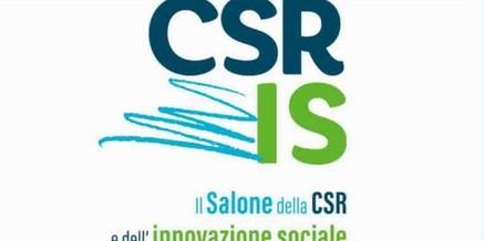 Salone della CSR e dell'innovazione sociale- Roma 2018