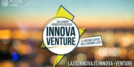 Innova Venture, il nuovo fondo per capitale di rischio della Regione Lazio