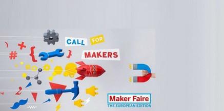 Regione Lazio alla Maker Faire: Call4Makers @MakerFaireRome