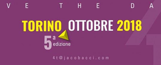 Tech Transfer Think Tank 4T -evento technology Transfer Torino 12 ottobre