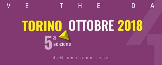 Tech Transfer Think Tank 4T -evento technology Transfer Torino 12 ottobre