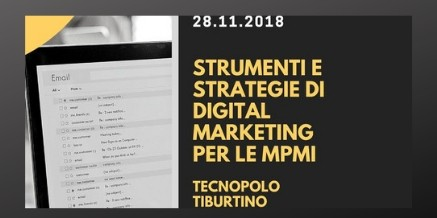 STRUMENTI E STRATEGIE DI  DIGITAL MARKETING  PER LE MICRO E PICCOLE IMPRESE