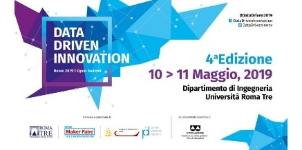 Data Driven Innovation 10-11 maggio 2019 Roma