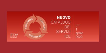 ICE – Nuovo Catalogo Servizi