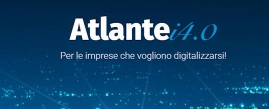 Al via l'Atlante i4.0 per le imprese