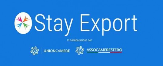 Progetto Stay Export
